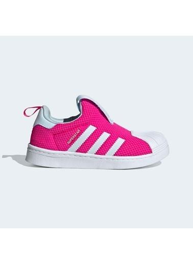 adidas Unisex Superstar 360 Sneakers FV3366 Pembe